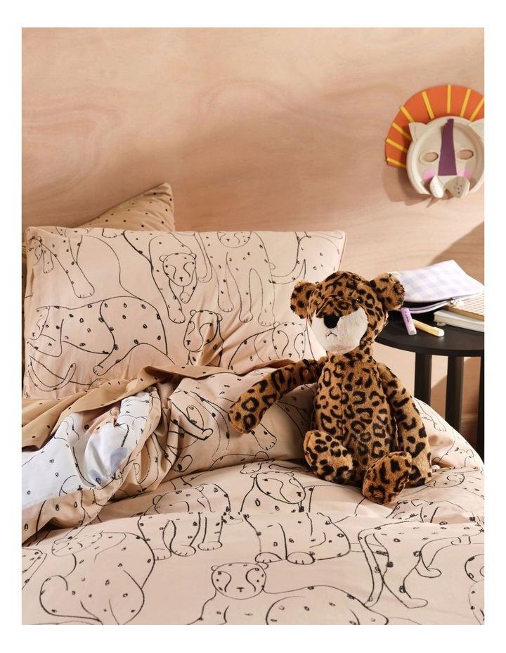 Big Cats Quilt Cover Set image 4