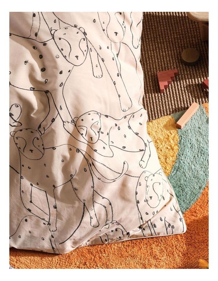 Big Cats Quilt Cover Set image 5