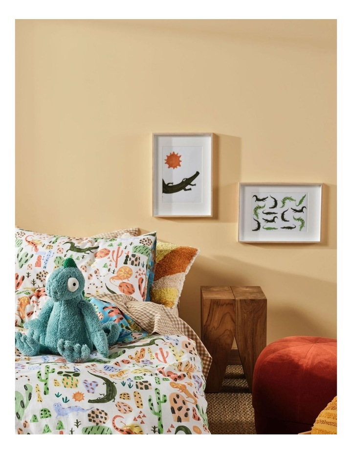 Charlie Chameleon Cushion image 4