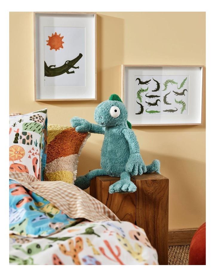 Charlie Chameleon Cushion image 5