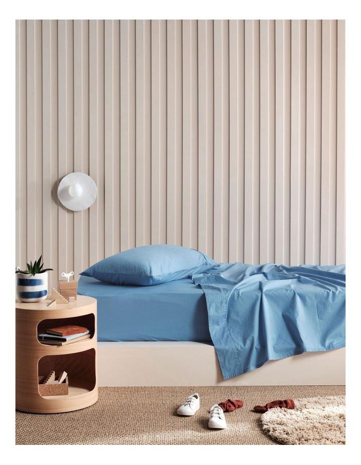 225TC Lollipop Sheet Set in Blue Sky image 1