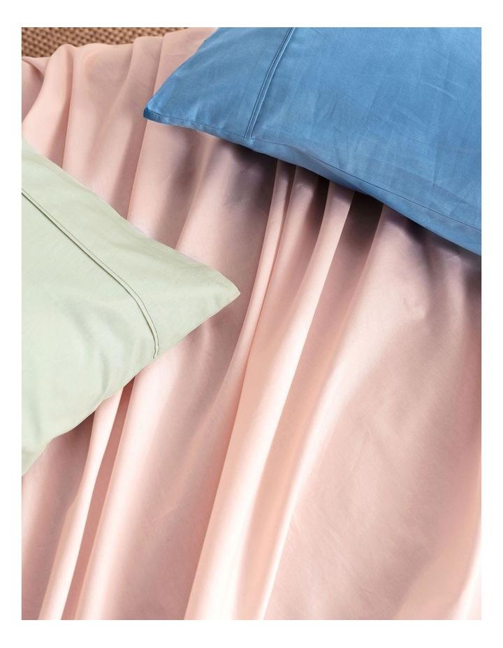 225TC Lollipop Sheet Set in Wasabi Green image 4