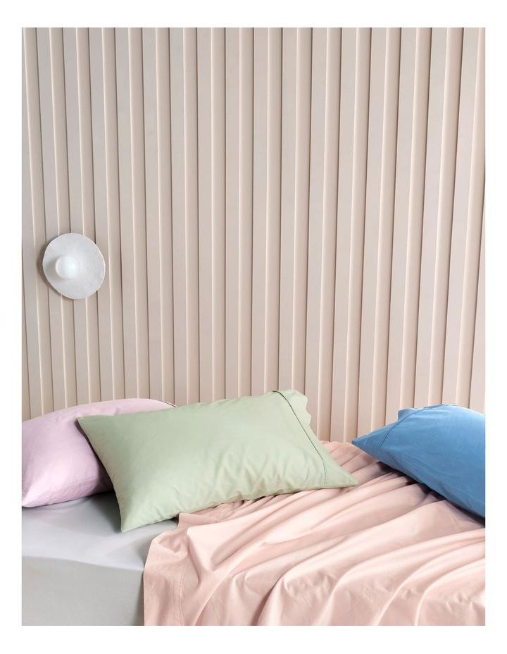 225TC Lollipop Sheet Set in Wasabi Green image 5