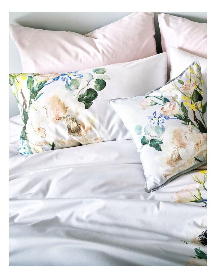 Elegant Quilt Cover in Grey image 3