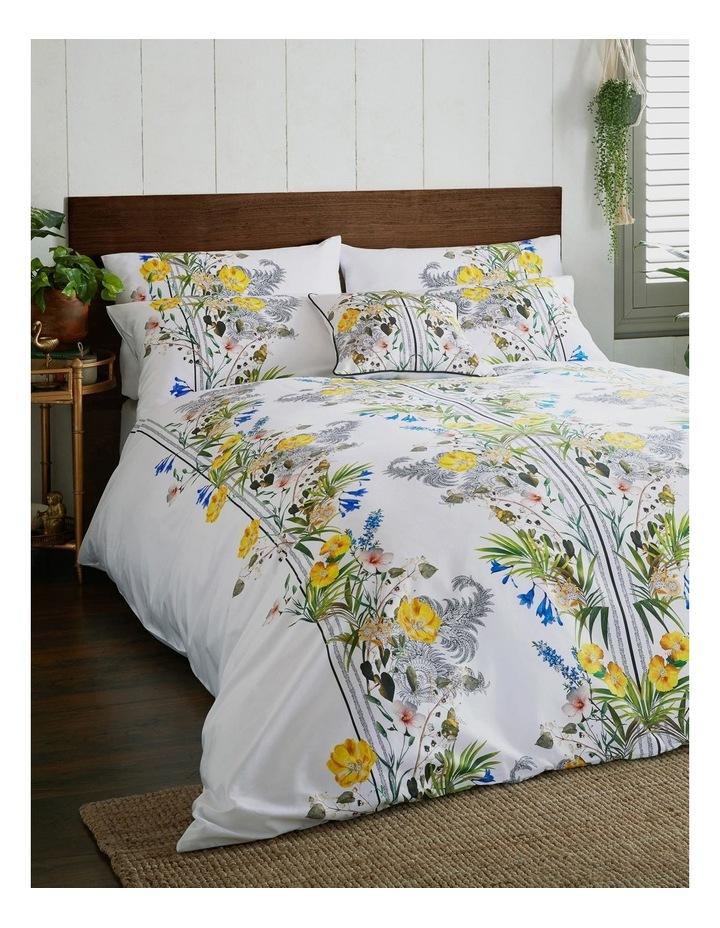 Royal Palm Cotton Quilt Cover image 1