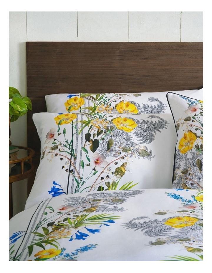 Royal Palm Cotton Quilt Cover image 2