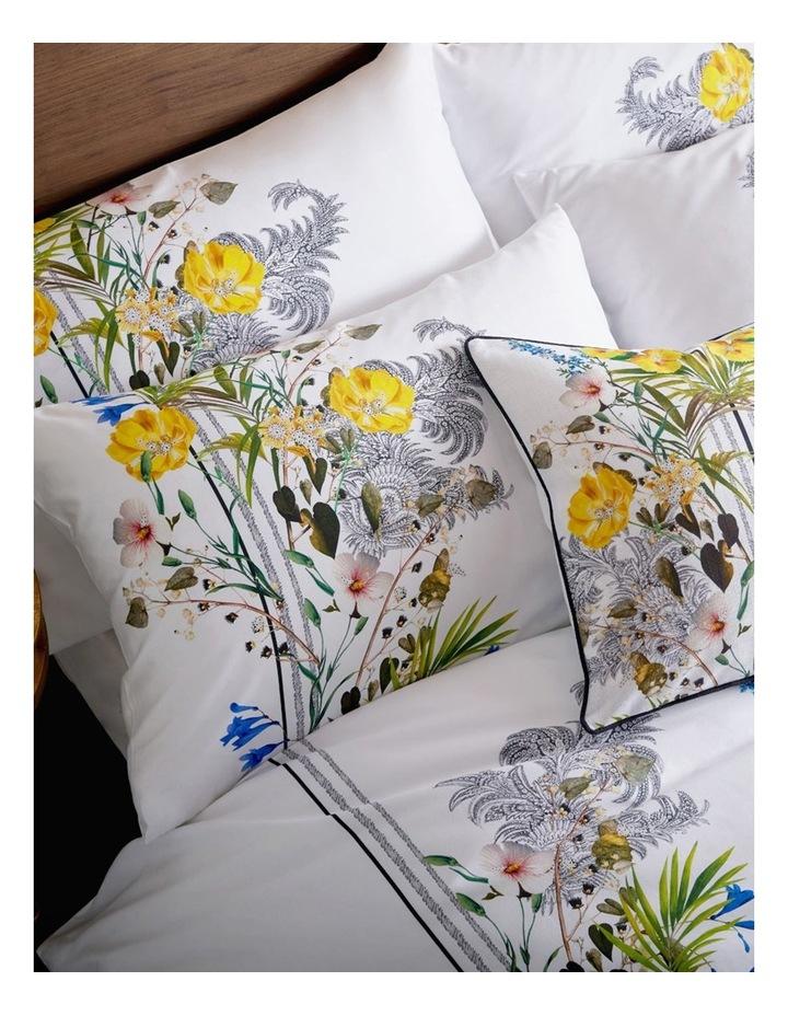 Royal Palm Cotton Quilt Cover image 3