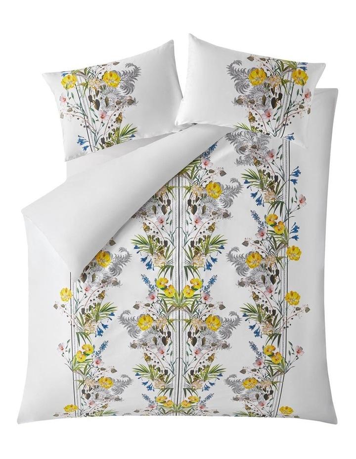 Royal Palm Cotton Quilt Cover image 4
