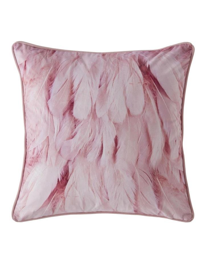 Angel Falls Cushion: Pink image 1