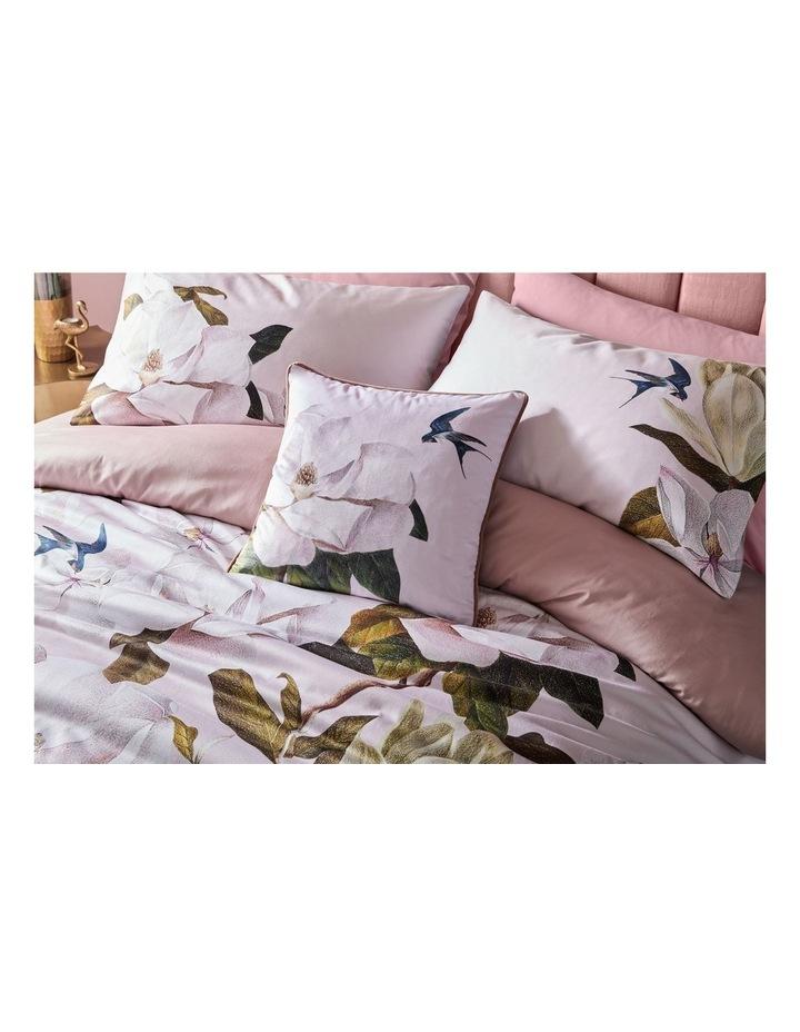 Opal Cushion in Blush image 2