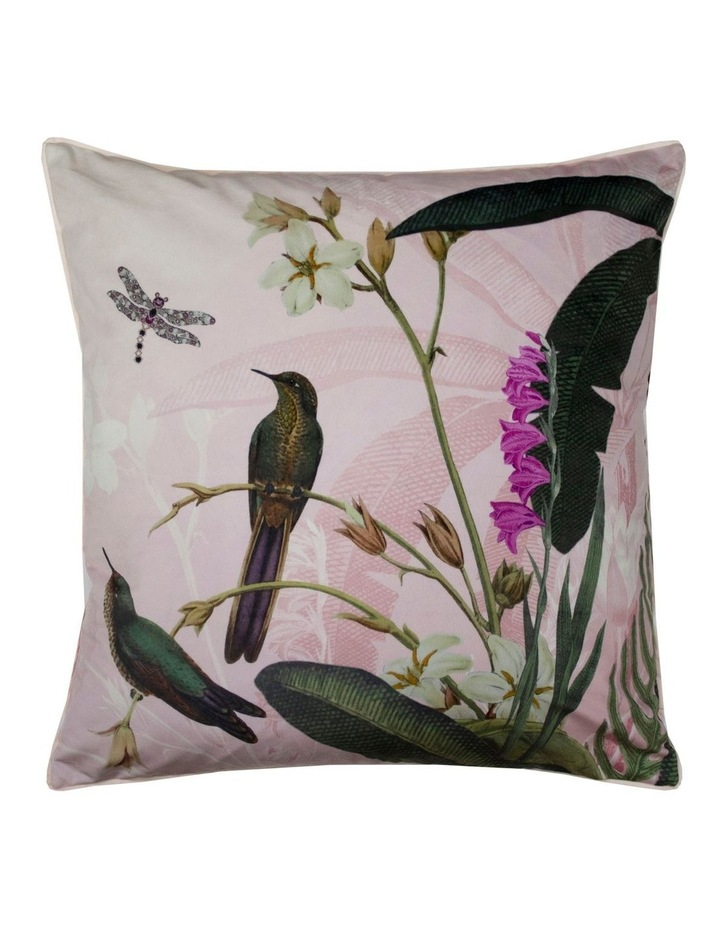 Pistachio Cushion in Pink image 1