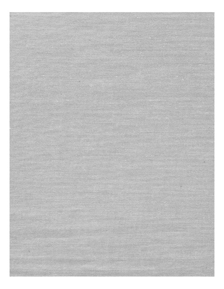 Chambray Vintage Sheet Set in Dove image 2
