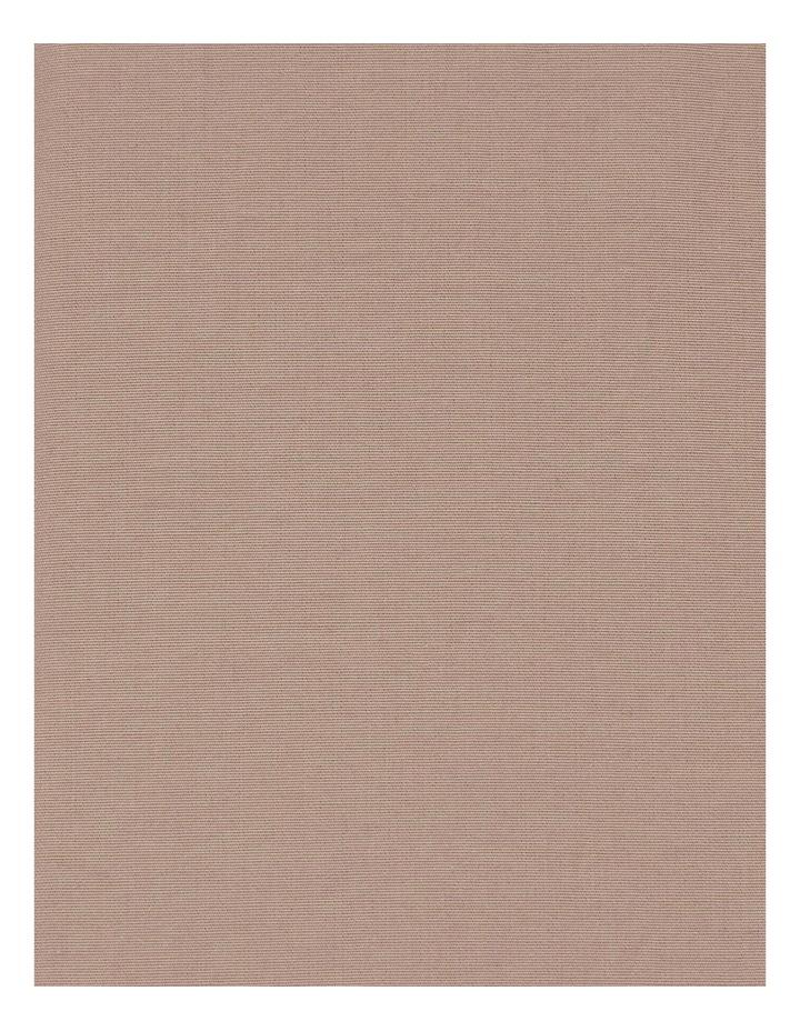 Halo Organic Cotton Sheet Set in Rosewater image 2