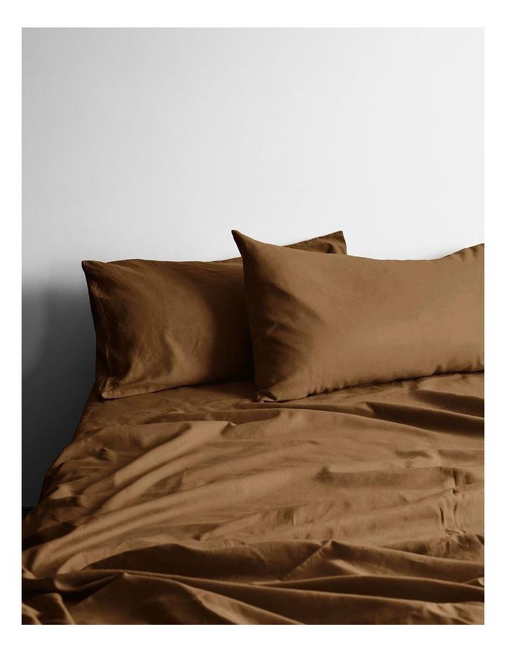 Organic Cotton Sheet Set - Tobacco image 1