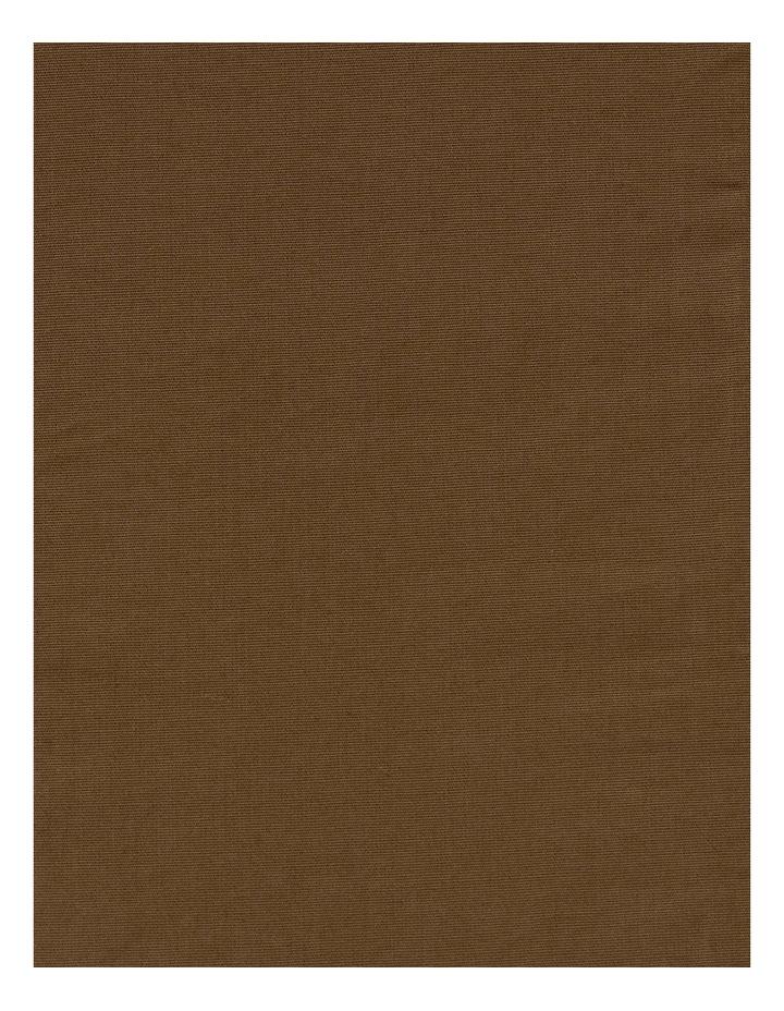 Organic Cotton Sheet Set - Tobacco image 2