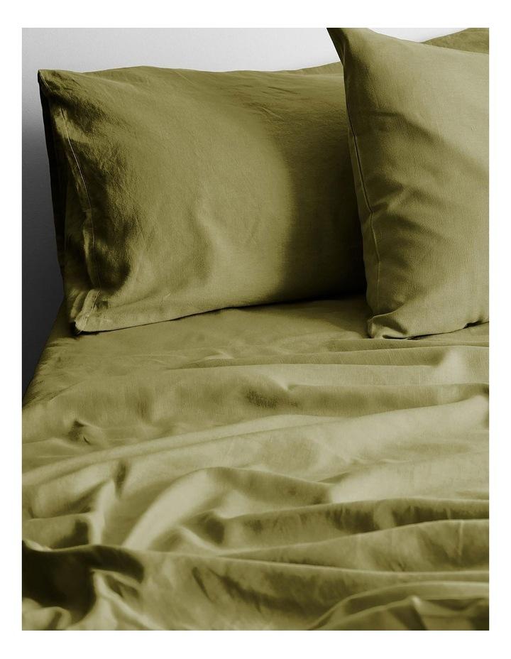 Maison Vintage Sheet Set - Olive image 2