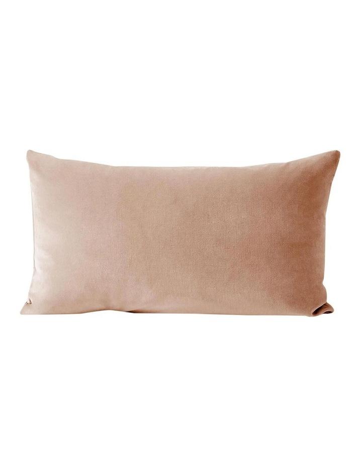 Luxury Velvet Quilt Cover in Rosewater image 4