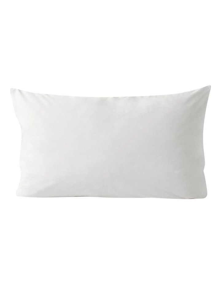 Halo Organic Cotton Quilt Cover in White image 4
