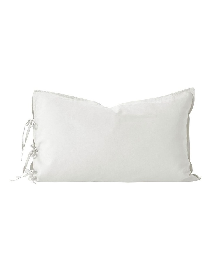 Maison Vintage Quilt Cover in White image 4
