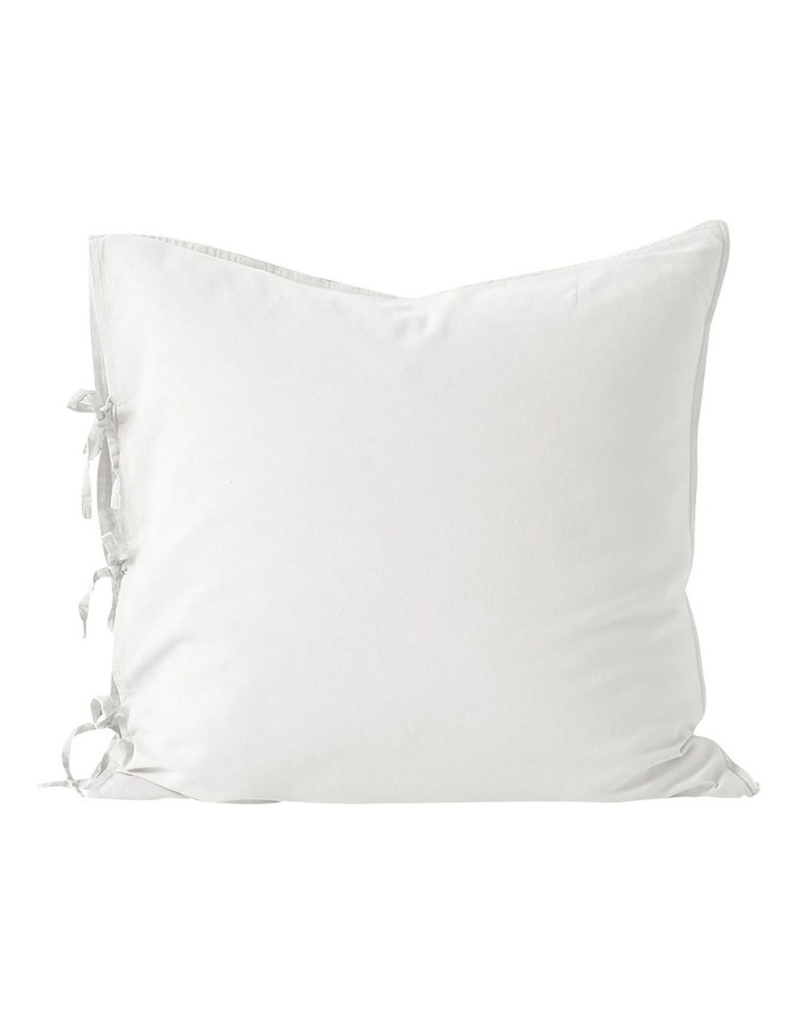 Maison Vintage Quilt Cover in White image 5
