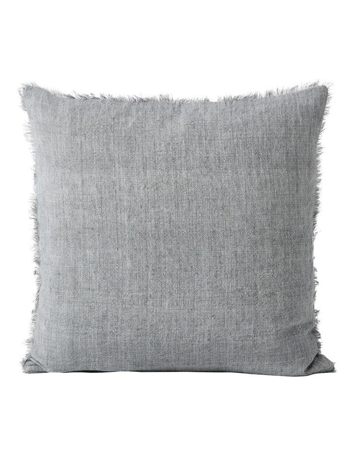 Vintage Linen Cushion Range in Smoke image 1