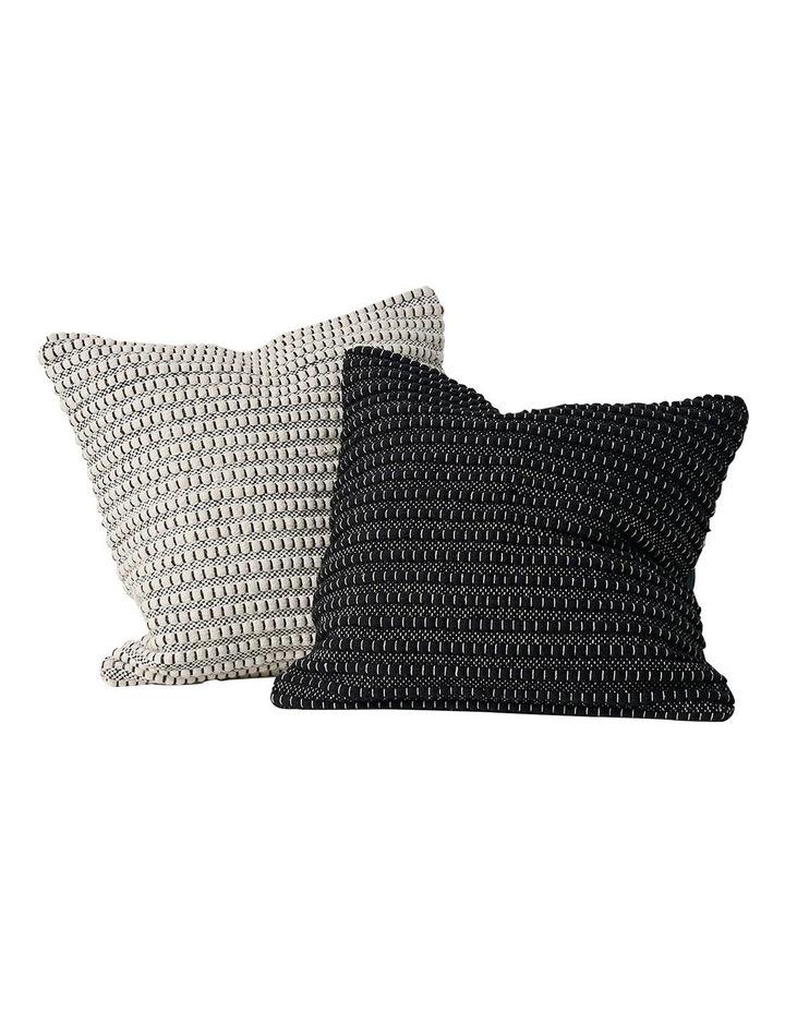 Alpine Cushion in Black image 3