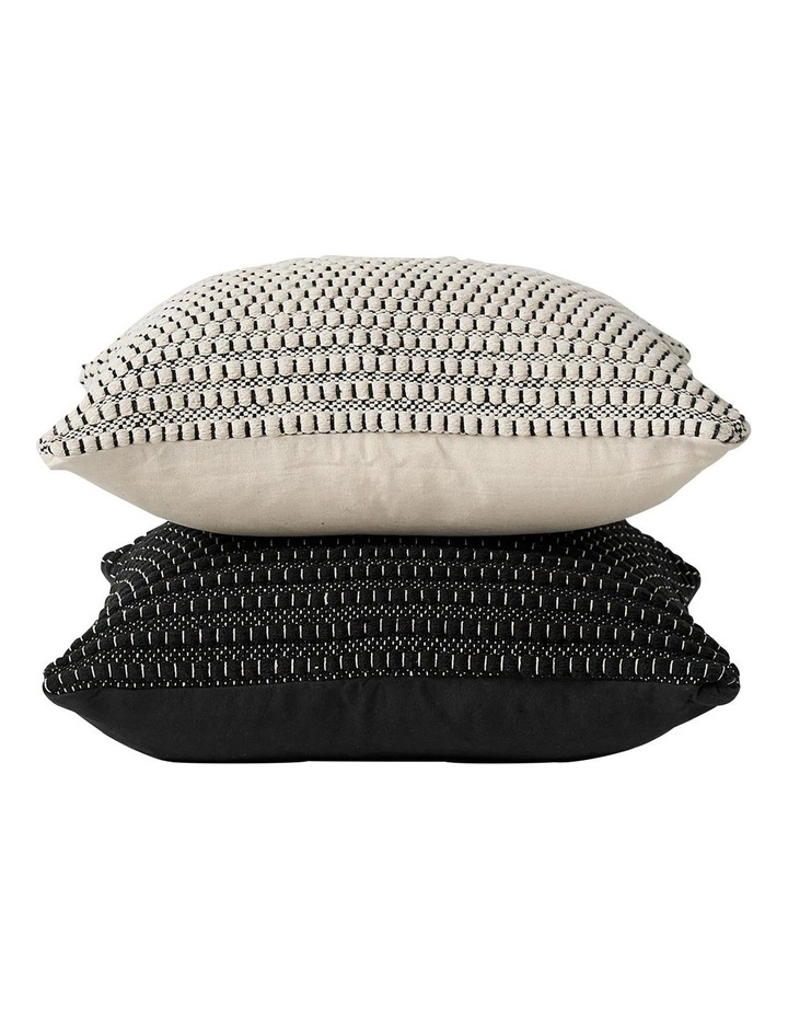 Alpine Cushion in Black image 4