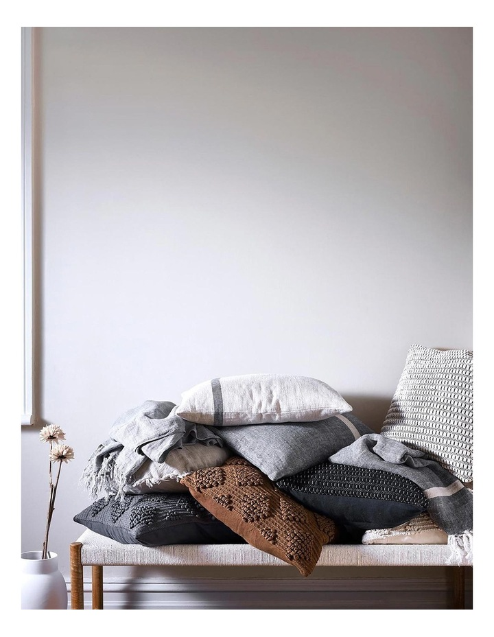 Alpine Cushion in Black image 5