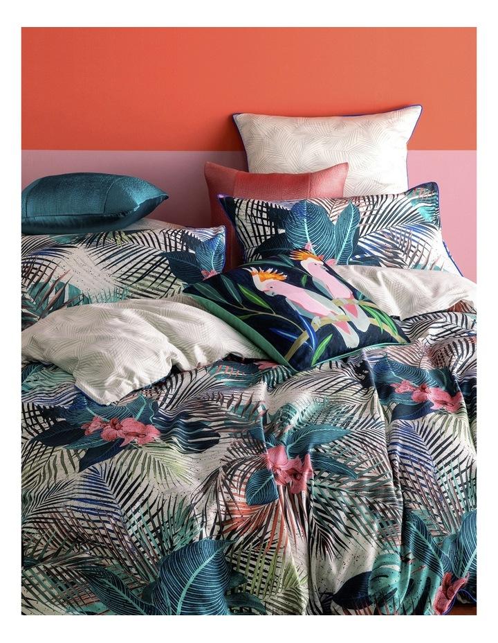 Lamora Quilt Cover Set in Multi image 1