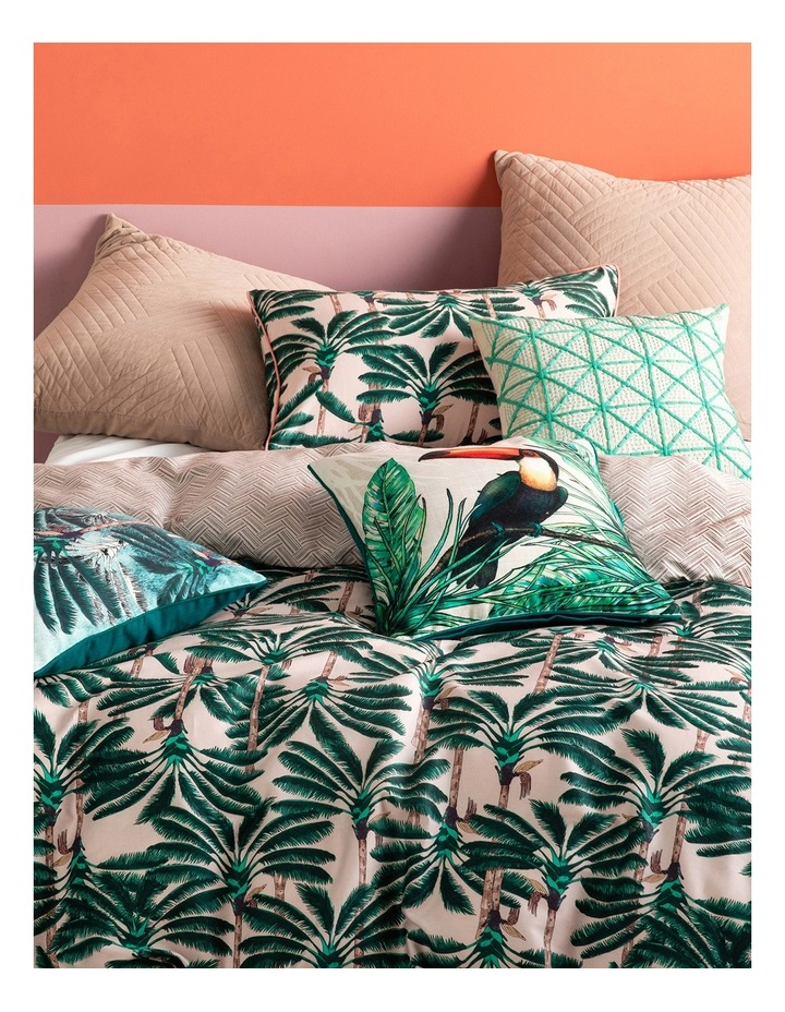 Leolani Quilt Cover Set in Multi image 1