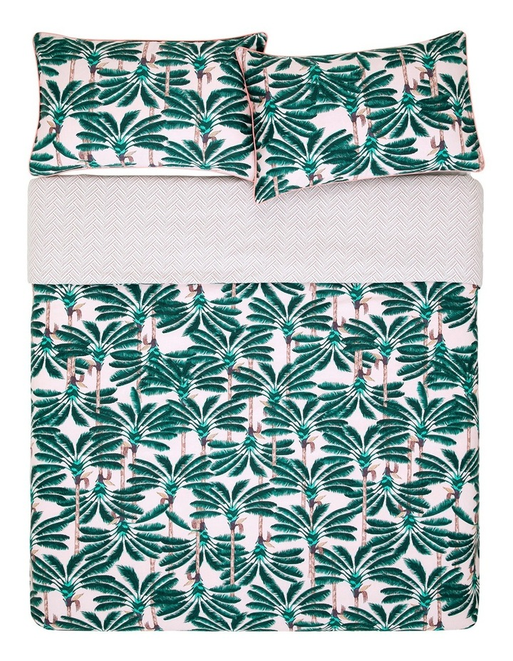 Leolani Quilt Cover Set in Multi image 3