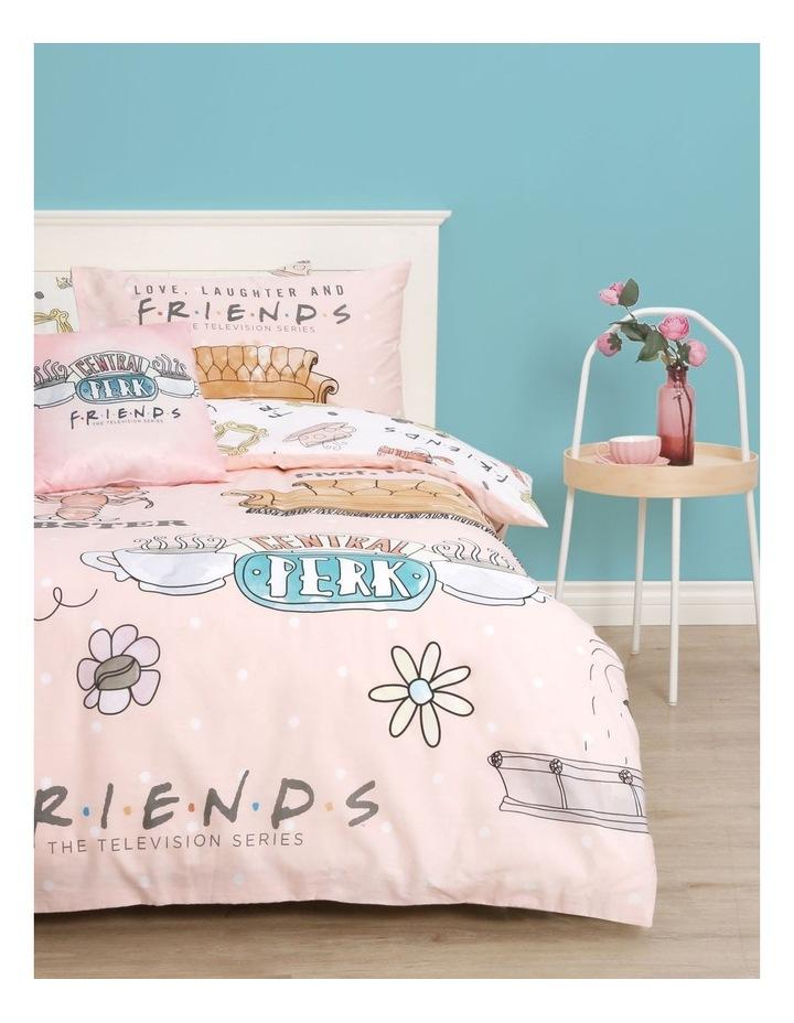 Friends Quilt Cover Set image 1