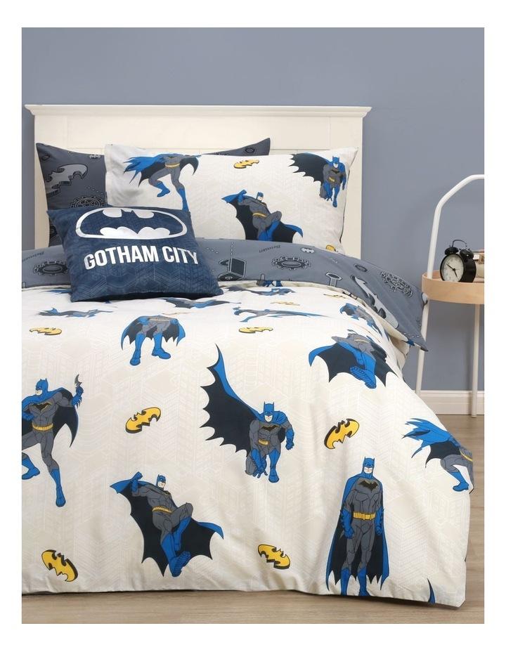 Batman Quilt Cover Set image 1