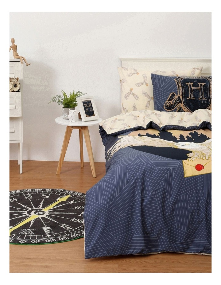 Harry Potter Quilt Cover Set In Multi image 1