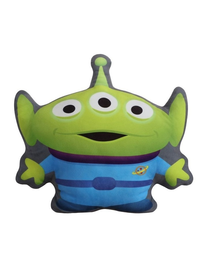 Toy Story Alien Cushion in Multi image 1