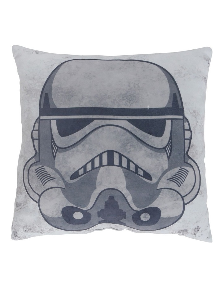 Star Wars Storm Trooper Cushion in Brown image 1