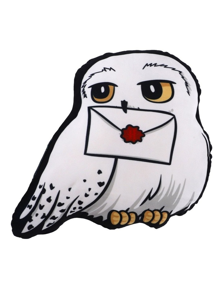Harry Potter Hedwig Cushion in White image 1