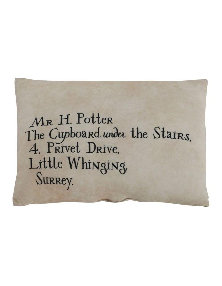 Harry Potter Envelope Cushion in Multi image 1