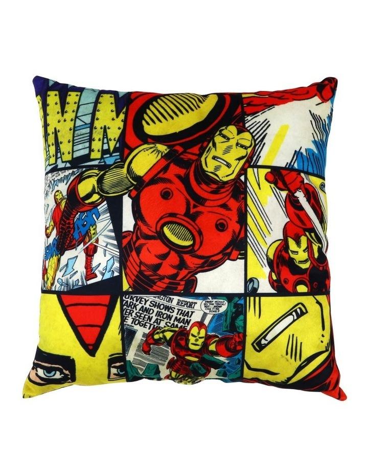 Marvel Avengers Iron Man Cushion image 1