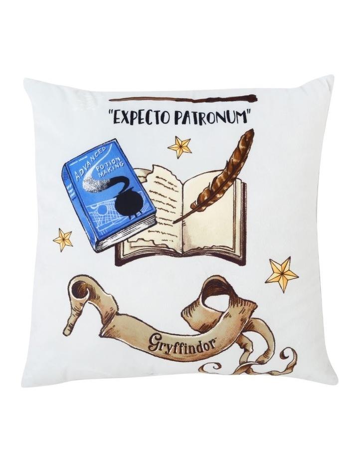 Harry Potter Expecto Patronum Cushion image 1