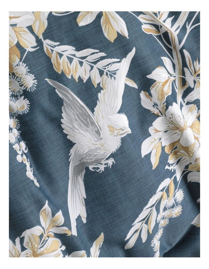 Anais Quilt Cover Set in Indigo image 5