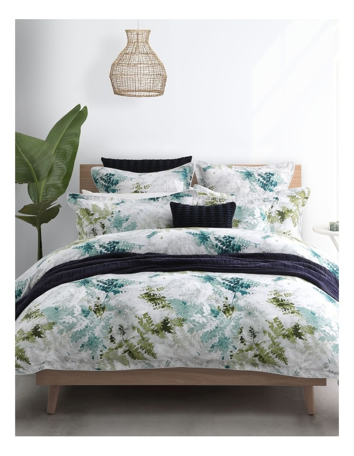 Oregon Quilt Cover Set in Pine image 1