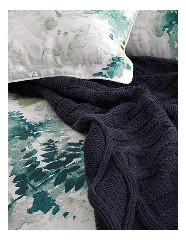 Oregon Quilt Cover Set in Pine image 4