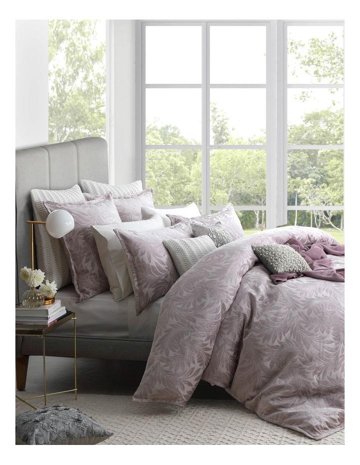 Sunbury Quilt Cover Set in Dusk image 1