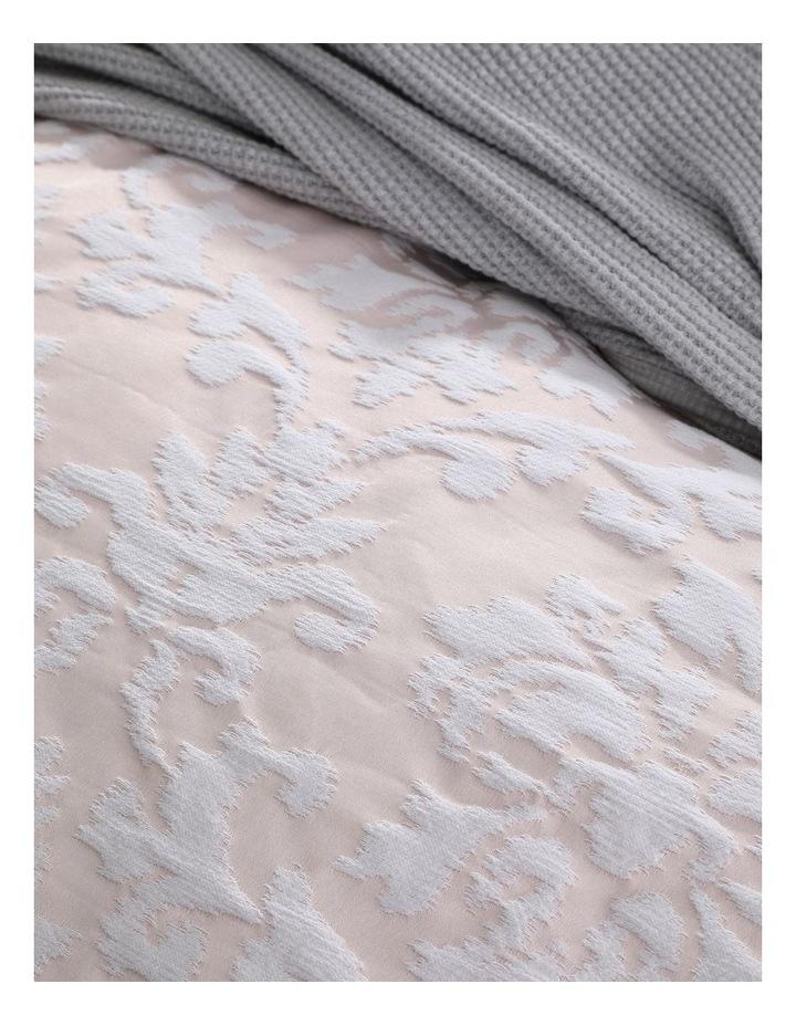 Sonnet Quilt Cover Set in Rose image 3