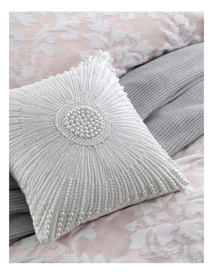Sonnet Quilt Cover Set in Rose image 4