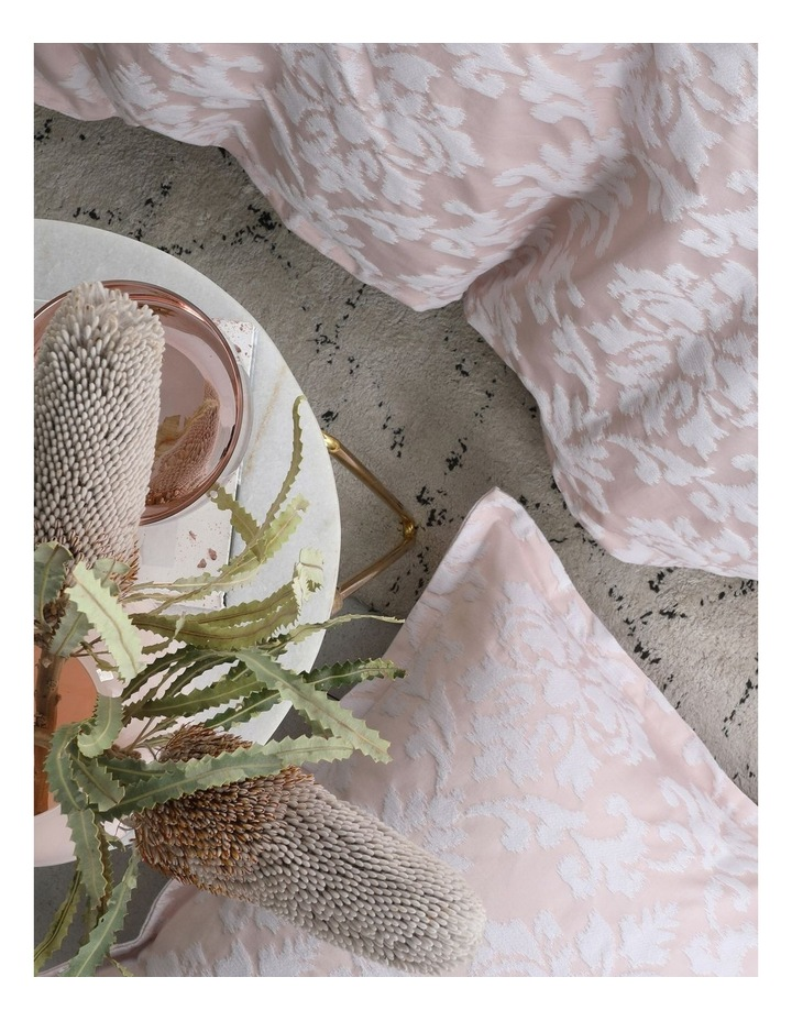 Sonnet Quilt Cover Set in Rose image 5