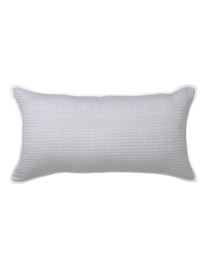 Walsh Coverlet Set in Pewter image 3