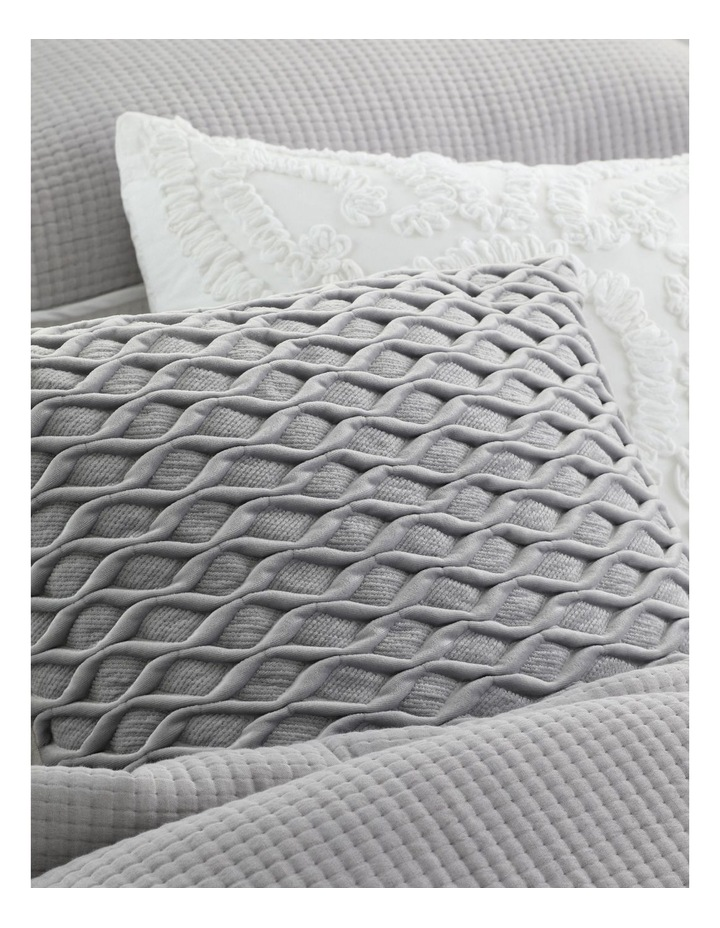 Walsh Coverlet Set in Pewter image 5