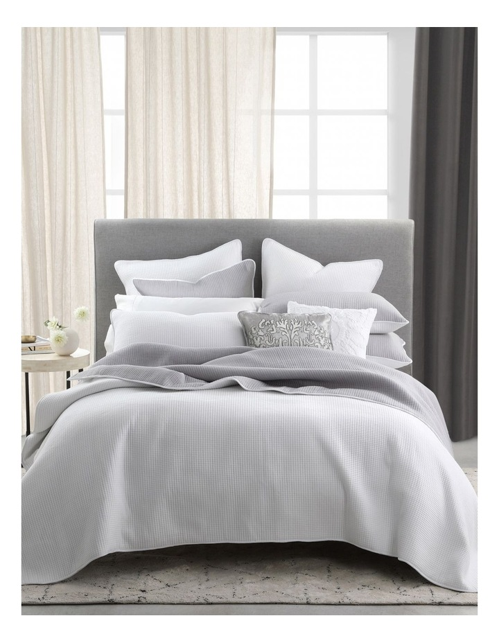 Walsh Coverlet Set in Pewter image 6